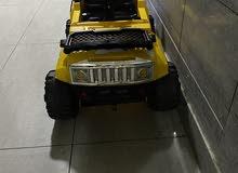 سياره عربيه للاطفال  جيب كبيره
