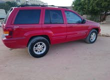 Automatic Jeep 2002 for sale - Used - Benghazi city