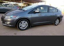 Honda Insight car for sale 2013 in Zarqa city