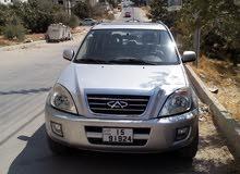 Used Chery Tiggo in Amman