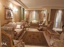 شقه 185متر متفرع من شارع الخمسين زهراء المعادي