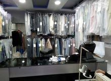 مغسلة ملابس جاهزة بمعداتها فى شارع النصر للبيع مأجرة4500صافى فى الشهر