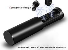 سماعات Bluetooth حديثة الصنع