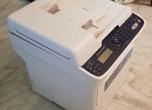 طابعة زيروكس ليزر ملونة (Xerox Phaser 6121MFP)