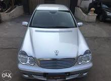 مرسيدس c180 2007 - ممتازه بسعر مفاجأه