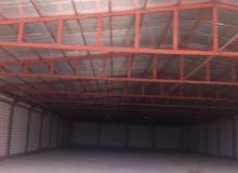 لايجار مخزن 2000 في الصليبيه يصلح جميع الأنشطة التخزينية