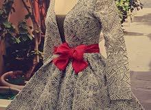 فستان ..
