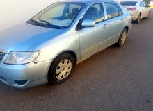 Toyota Corolla 2007 in decent condition SAKAKA AL JOUF