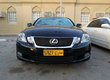 Used condition Lexus GS 2008 with 1 - 9,999 km mileage