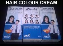 كريم باك بلاك لعلاج الشعر الأبيض  Hair Colour Cream