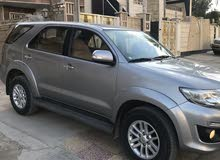 Silver Toyota Fortuner 2015 for sale