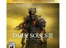 مطلوب dark souls 3