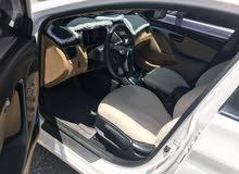 Used condition Hyundai Elantra 2013 with +200,000 km mileage