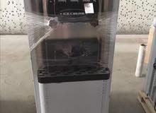 مكينة ايس كريم سوفت للبيع جديد