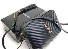 YSL Black bag