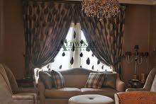 فيلا متلاصقة مميزة لايجار في اجمل مناطق الكرسي , مساحة الارض 520 م- مساحة البناء 630 م