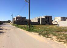 قطعة ارض للبيع في حي تبارك الرحمن كله فيلاث منطقة تقسيم فرحات بالقرب من مسجد الشريف