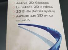 توشيبا 3D جديد غير مستعملة