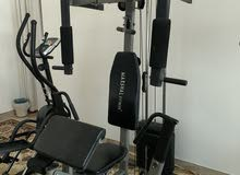 جهاز تمارين منزلي home gym marshal fitness
