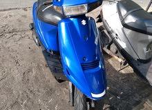 Suzuki address 100 blue color