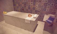 مطلوب للعمل بحمامات تركية مدلك ومتخصص حمام مغربي