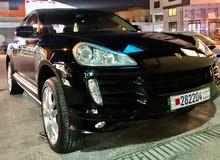 Porche Cayenne Sport Black