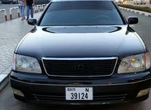 LEXUS LS 400 BLACK EDITION FOR SALE 1999