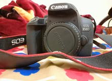 Canon EOS 850D / Rebel T8i 24.1 MP camera (Body Only) for sale