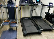 life fitness treadmaill and bike stipner