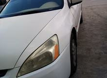 Honda Accord 2004 in very good working condition for urgent sale