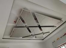 فني تركيب ديكورات جبس بورد باسعار منافسه
