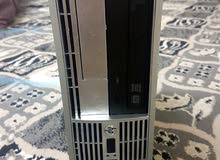HP Core i5 system with monitor