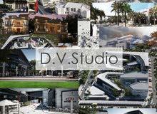 Architecture Visulization Course ( 3dsmax - lumion - photoshop )