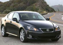 wanted lexus is 300 model betven 2008 to 2010