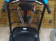 بالتقسيط مشايه كهربائيه امريكي لايف فتنس موتور 3 حصانAcتتحمل وزن 170كيلو