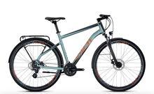 مطلوب دراجه تريك او بي تون موديل حديث حجم 27 ونص