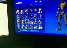 Fortnite Account (OG) Black Knight, 250+ Skins