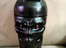 unique skull shaker