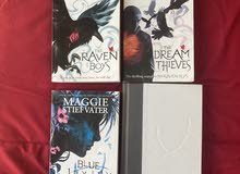 The Raven Cycle book series