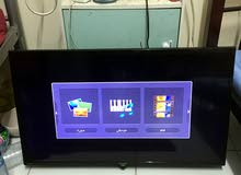 تلفزيون شاشه عرض ماركه شارب صنع فى ماليزيا اصلى بحاله جيده ممتازه