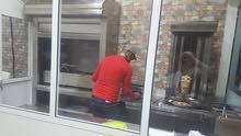 مطعم للبيع للمأكولات المصريه والبيتزا