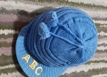 قبعات صوف شتوية