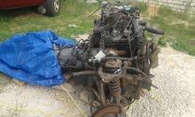محرك تويوتا فوررنر بالكمبيو والمغديات والصالة الاماية