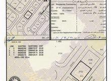 سكني تجاري مربع 13 بمساحة 500 م ع شارع قار- انا المالك