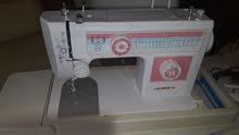 ماكينة خياطة كهربائية جديدة هاي تطريز وفتح عراوي ودرزة وحبكة
