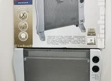جهاز تدفئة كهربائي قدرة 1200 واط