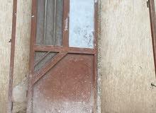 باب حديد ارتفاع195عرض177