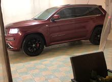 Automatic Maroon Jeep 2013 for sale