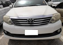 Toyota Fortuner 2013 in good condition  for sale