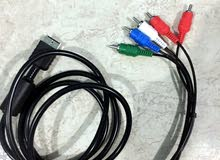 component cable playstation 2 & playstation 3